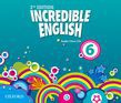 Incredible English 6 Class Audio Cds (3 Discs)