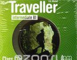 Traveller Intermediate B1 Class Cd