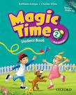 Magic Time Level 2 Student Book And Audio Cd Pack
