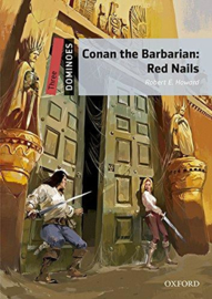 Dominoes Three Conan The Barbarian: Red Nails Audio Pack