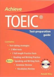 Achieve TOEIC book With Audio Cd (x1)
