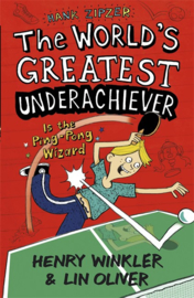 Hank Zipzer 9: The World's Greatest Underachiever Is The Ping-pong Wizard (Henry Winkler and Lin Oliver)