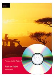 African Safari  Book & Multi-ROM Pack