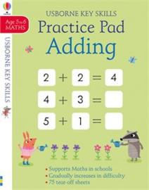 Practice Pad Adding