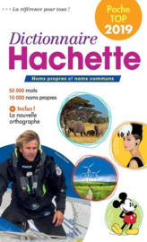 Dictionnaire Hachette encyclopédique de poche - 50 0000 mots