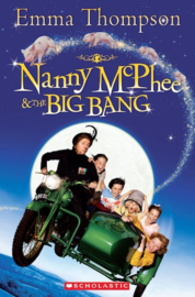 Nanny McPhee and the Big Bang + audio-cd (Level 3)