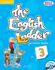 The English Ladder Level3 Activity Book with Songs Audio CD
