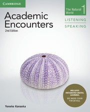 Academic Encounters Second edition Level 1 Student's Book Listening and Speaking with Integrated Digital Learning