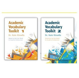 Academic Vocabulary Toolkit 1/2 Instructional Dvd