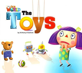 Our World 1 The Toys Big Book