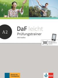 DaF leicht A2 Prüfungstrainer met Audios