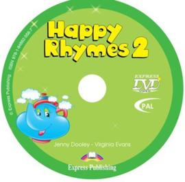 Happy Rhymes 2 Dvd Pal