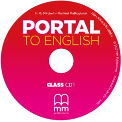 Portal To English 1 Class Cd