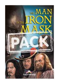 The Man In The Iron Mask Set (with Activity & Cd's)