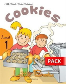 Cookies Students Book With Cd Rom