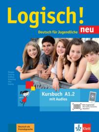 Logisch! neu A1.2 Studentenboek met Audio