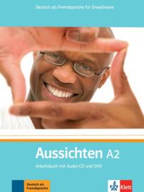 Aussichten A2 Werkboek met Audio-CD en DVD
