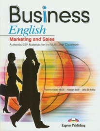 Business English Marketing & Sales Authentic Esp Materials For The Multi-level Classroom