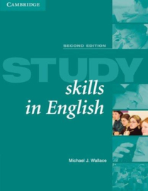 Study Skills in English Second edition Paperback