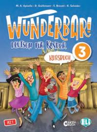 Wunderbar! 3 – Students Book + Downloadable Digital Book