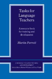 Tasks for Language Teachers Paperback