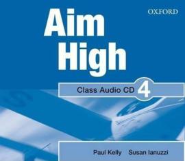 Aim High: Level 5: Class Audio CD