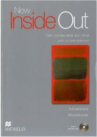 Inside Out New Advanced  Workbook (Without Key) & Audio CD Pack