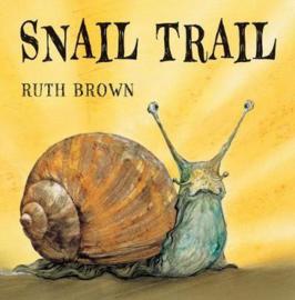 Snail Trail (Ruth Brown) Hardback