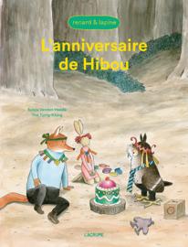 Renard & Lapine • L'anniversaire de Hibou