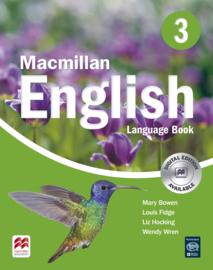 Macmillan English Level 3 Language Book