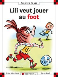 120. Lili veut jouer au foot