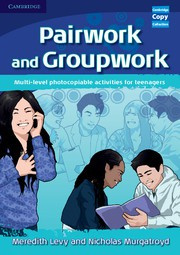 Pairwork and Groupwork Book