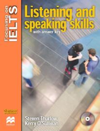 Focusing on IELTS Listening & Speaking Skills With Key & Audio CD Pack