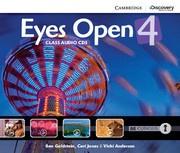 Eyes Open Level4 Class Audio CDs (3)