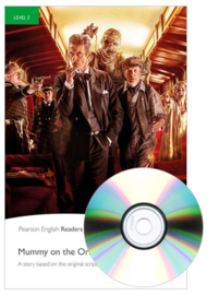 Doctor Who: Mummy on the Orient Express Book & CD Pack