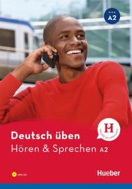 Hören & Sprechen A2 Buch met MP3-CD