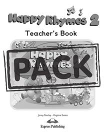 HAPPY RHYMES 2 TEACHER'S PACK 1 (DVD PAL)