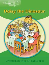 Little Explorers A -  Daisy the Dinosaur Reader