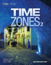 Time Zones 2e Level 2 Student Book With Online Workbook