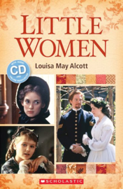Little Women + audio-cd