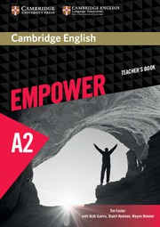Cambridge English Empower Elementary Teacher's Book