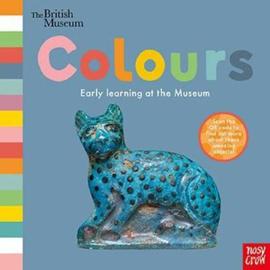 British Museum: Colours Board Book