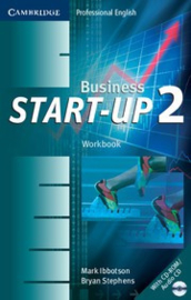Business Start-up Level2 Workbook with CD-ROM/Audio CD