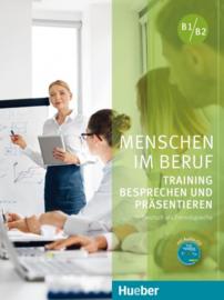 Menschen im Beruf - Training Bespreken en Presenteren Studentenboek met Audio-CD