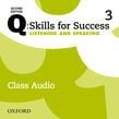 Q: Skills For Success Level 3 Listening & Speaking Class Audio Cd (x3)