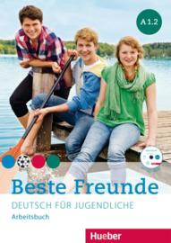 Beste Freunde A1/2 Werkboek met Audio-CD