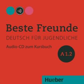 Beste Freunde A1/2 Audio-CD bij het Studentenboek