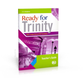 Ready For Trinity 3-4 Level - Teacher's Notes With Answer Key And Audio Transcripts