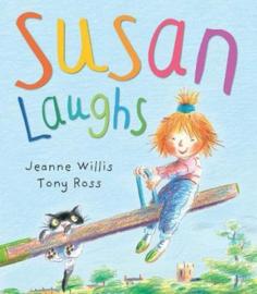 Susan Laughs (Jeanne Willis) Paperback / softback