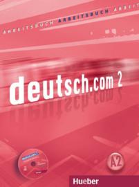 deutsch.com 2 Werkboek met Audio-CD bij het Werkboek